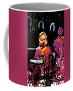 David Wingo On Stage Coffee Mug