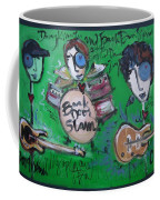 Davy Knowles And Back Door Slam Coffee Mug
