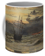 Dawn After The Storm Coffee Mug