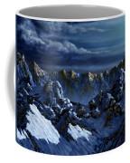 Dawn At Eagle's Peak Coffee Mug
