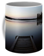 Dawn At Lynx Lake In Northern Saskatchewan Coffee Mug