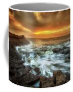 Dawn At Porthcawl Coffee Mug