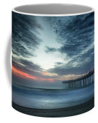 Dawn Breaking Through Coffee Mug