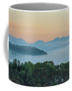 Dawn In The Smokies Coffee Mug