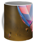 Dawn Launch Balloon Fiestas Albuquerque New Mexico  Coffee Mug