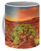Dawn Light Capitol Reef National Park Utah  Coffee Mug