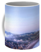 Dawn Of Etretat Coffee Mug