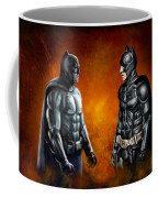 Dawn Of The Dark Knight Coffee Mug