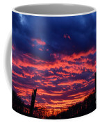 Dawn On The Farm Coffee Mug