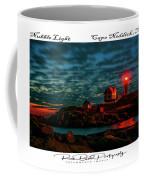 Dawn On The Rocks Coffee Mug