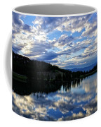 Dawn Over Big Sky Coffee Mug