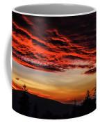 Dawn Over Big Spruce Knob Coffee Mug