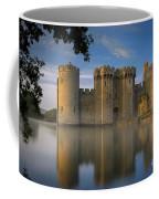 Dawn Over Bodiam Castle Coffee Mug