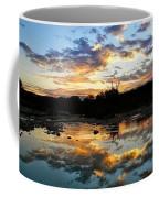 Dawn Over Boerne Creek Coffee Mug
