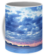 Dawn Over False Bay 2 Coffee Mug
