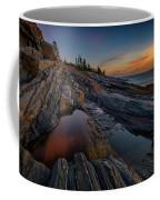 Dawn Over Pemaquid Point Coffee Mug