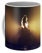 Dawn Over The Atlantic Coffee Mug