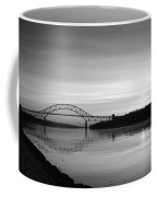 Dawn Over The Cape Cod Canal Coffee Mug