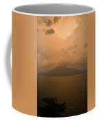 Dawn Over The Volcano 2 Coffee Mug