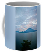 Dawn Over The Volcano 4 Coffee Mug