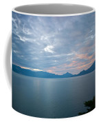 Dawn Over The Volcano 5 Coffee Mug