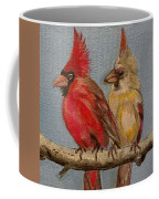 Dawn's Cardinals Coffee Mug