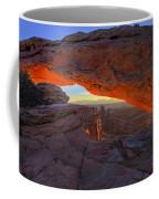 Dawns Early Light Coffee Mug by Mike  Dawson
