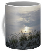 Day Fades Behind The Dunes Coffee Mug