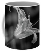 Day Lily 2 Bw Coffee Mug