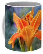 Day Lily Bright Coffee Mug