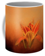 Day Lily Emerging Coffee Mug