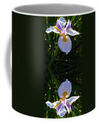 Day Lily Reflection Coffee Mug