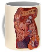 Day Of The Dead Dude Coffee Mug