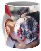 Day Of The Dead Woman I Coffee Mug