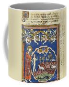 Day Six Of Creation Coffee Mug