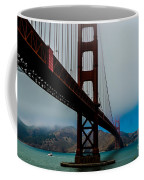 Daybreak At The Golden Gate Coffee Mug