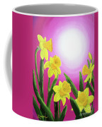 Daybreak Daffodils Coffee Mug