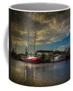 Daybreak On The Captain Jack Coffee Mug