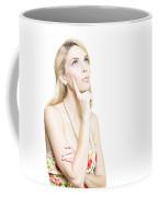 Daydreams Or Pipe Dreams Coffee Mug by Jorgo Photography - Wall Art Gallery