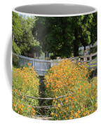 Daylilies In The Spring Coffee Mug