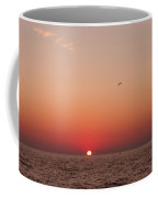 Day's End Lake Michigan Coffee Mug