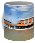 Daytona Beach Pier Coffee Mug