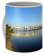 Daytona Beach's Broadway Bridge  Coffee Mug