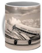 Dc-3 Vintage Look Coffee Mug