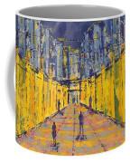Dc City Center Lights Coffee Mug