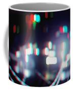 Dc Lights - Use Red-cyan 3d Glasses Coffee Mug