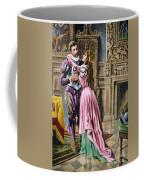 De Soto & Isabella, 1539 Coffee Mug