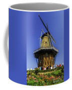 De Zwaan Windmill In Holland Coffee Mug