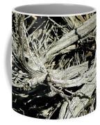 Dead Joshua Wood Coffee Mug
