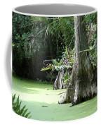 Wild Florida Dead Mans River Coffee Mug